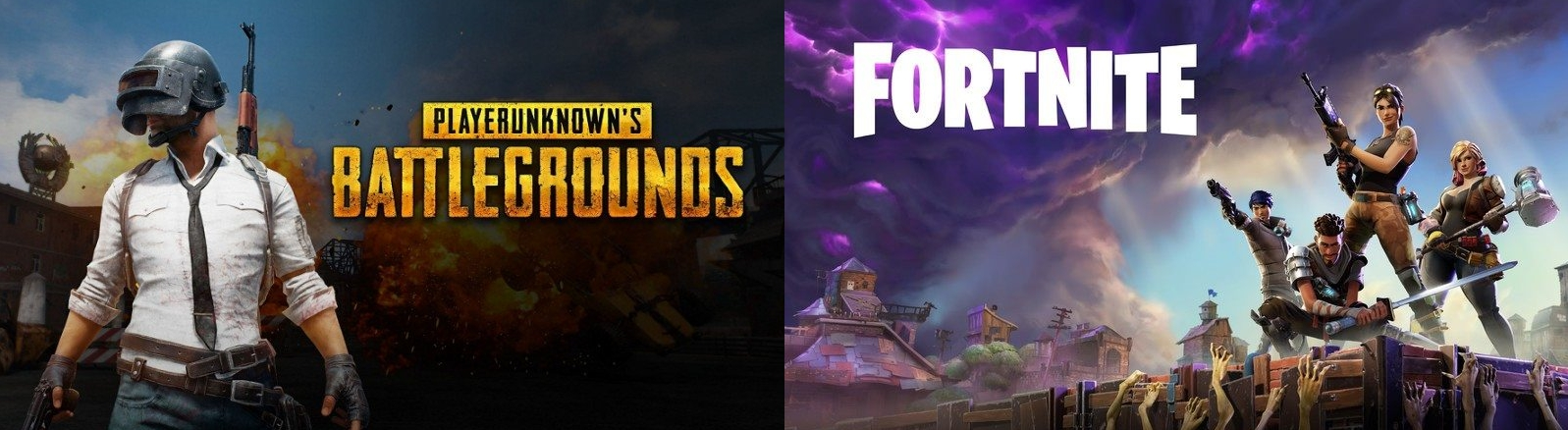 PUBG Mobile a Fortnite