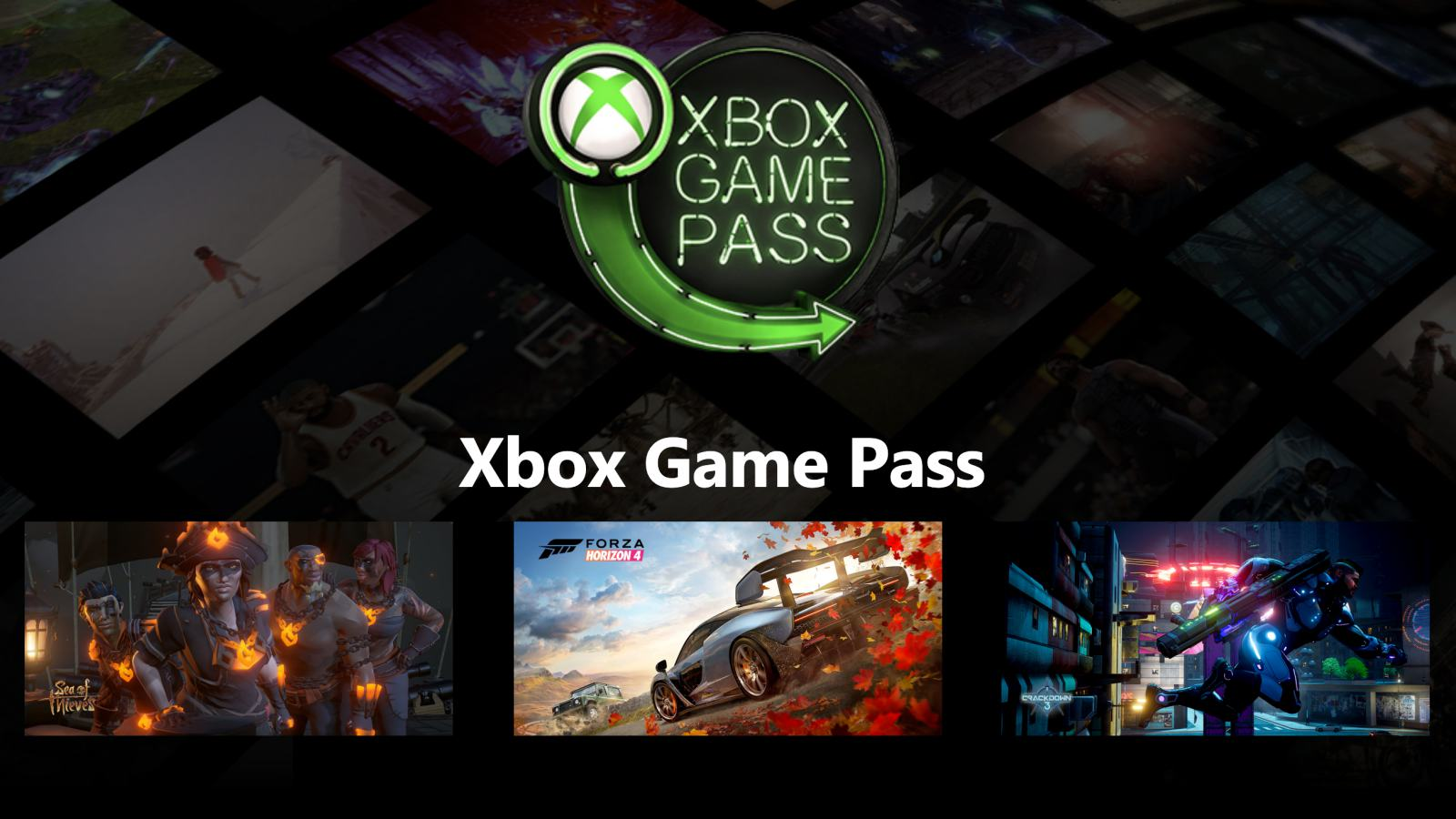 Xbox Game Pass hry