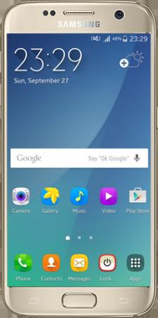 Samsung-s7-gold